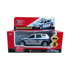 """Машинка Технопарк """"Renault Duster Полиция"""", 12 см"""
