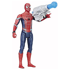 "Фигурка Hasbro Marvel Человек-паук ""Паутинный город"" Человек-паук, 9.5 см"