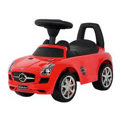 """Машина-каталка Bugati """"Mercedes-Benz"""", красная"""