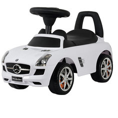 """Машина-каталка Bugati """"Mercedes-Benz"""", белая"""