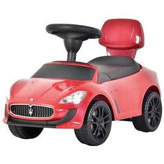 """Машина-каталка Bugati """"Maserati"""", красная"""