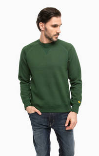 Свитшот зеленого цвета Carhartt WIP
