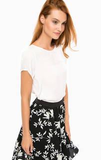 Трикотажная блуза с короткими рукавами Vero Moda