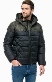Демисезонная куртка с двойной застежкой Blend