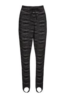 Трикотажные брюки со штрипками M Missoni