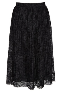 Плиссированная юбка из гипюра See By Chloé