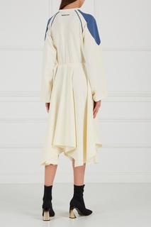 Платье с асимметричным подолом Sorry, im Not