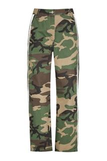 Камуфляжные брюки с лампасами Rocket X Lunch