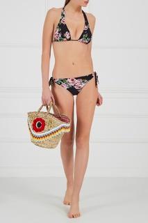 Плетеная сумка-корзинка Magical Beads Micaela Spadoni