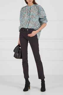 Черные прямые джинсы Isabel Marant Etoile