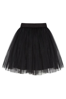Черная юбка-пачка T Skirt