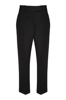 Классические брюки с отворотами Haider Ackermann