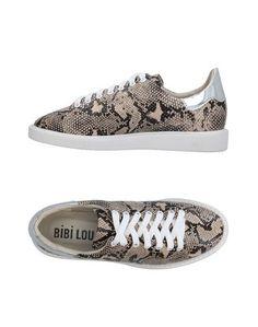Низкие кеды и кроссовки Bibi LOU