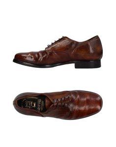 Обувь на шнурках Alexander Hotto