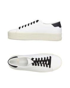 Низкие кеды и кроссовки Saint Laurent