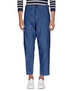 Джинсовые брюки Oliver Spencer