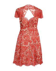 Короткое платье Marchesa Notte