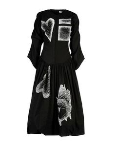 Длинное платье J.W.Anderson
