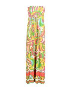 Платье длиной 3/4 Olivia