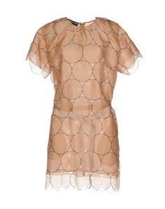 Короткое платье Rochas