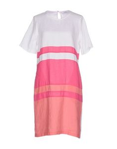 Короткое платье LA Fabbrica DEL Lino
