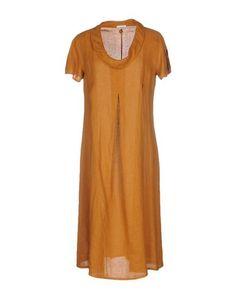 Платье до колена LA Fabbrica DEL Lino