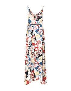 Длинное платье Paola Prata