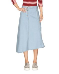 Джинсовая юбка Acne Studios