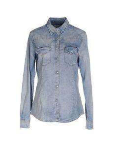 Джинсовая рубашка Vicolo