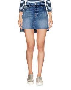 Джинсовая юбка Frame