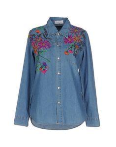 Джинсовая рубашка MAD Almadal