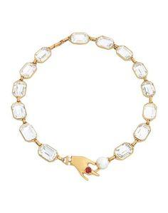 Ожерелье Marc Jacobs