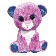 Мягкая игрушка Fancy «Глазастик Леопард» 22 см