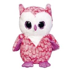 Мягкая игрушка Fancy «Глазастик Сова» 22 см