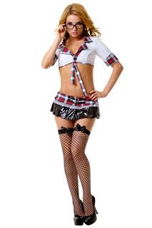 Костюм дерзкой школьницы Le Frivole Costumes