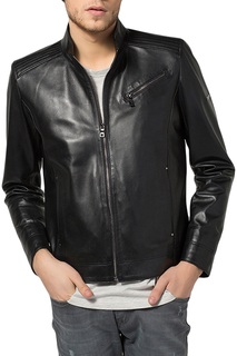 Leather Jacket JIMMY SANDERS