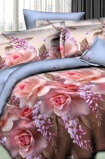 Постельное белье 1,5 сп 50х70 Patrizia
