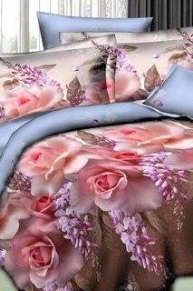 Постельное белье 2,0 сп 70х70 Patrizia