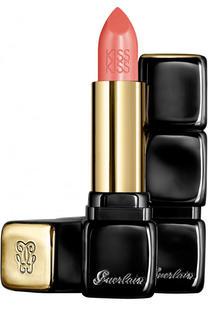 Помада для губ KissKiss, оттенок 02 Романтичный розовый Guerlain