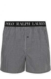 Хлопковые боксеры свободного кроя с широкой резинкой Polo Ralph Lauren