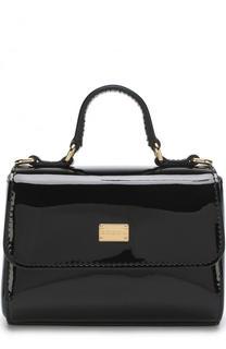 Лаковая сумка Dolce & Gabbana