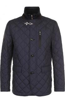 Стеганая куртка на пуговицах с подстежкой Windsor