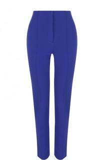 Укороченные однотонные брюки со стрелками Diane Von Furstenberg