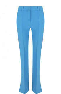 Однотонные расклешенные брюки со стрелками Victoria by Victoria Beckham
