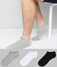 Комплект из 3 пар спортивных носков Nike SX2554-901 - Мульти