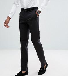 Черные узкие брюки ASOS TALL - Черный