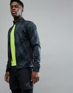 Черная зимняя куртка Asics Running 146621-1179 - Черный