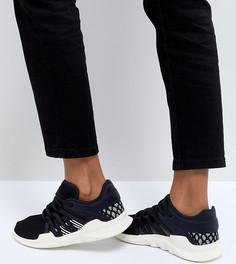 Черные кроссовки adidas Originals EQT Racing Adv - Черный