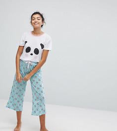 Пижама со штанами Hey Peachy - Синий