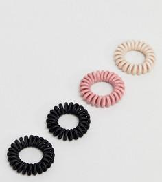 Набор из 4 резинок для волос ASOS - Мульти